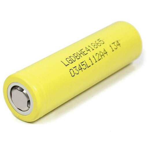 LG HE4 18650 20A 2500mAh 3.7V LGDBHE41865 Rechargeable Lithium Battery-Batteries-LG-ozdingo