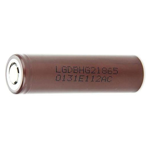 LG HG2 18650 20A 3000mAh 3.7V Rechargeable Lithium Battery-Batteries-LG-ozdingo