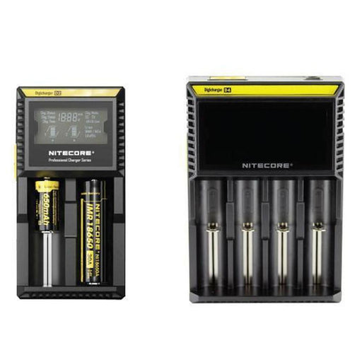 Nitecore Digicharger Lithium Battery Charger-Chargers-Nitecore-ozdingo