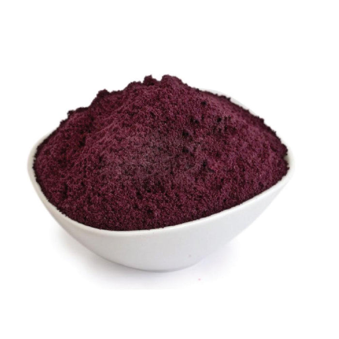 Organic 100% Acai Powder Bags Pure Antioxidant Superfood Amazon Berries-Orku-ozdingo