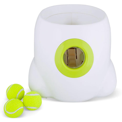 Small Dog Ball Thrower Hyper Fetch Mini - All For Paws Pet Interactive Ball Toy-All For Paws-ozdingo