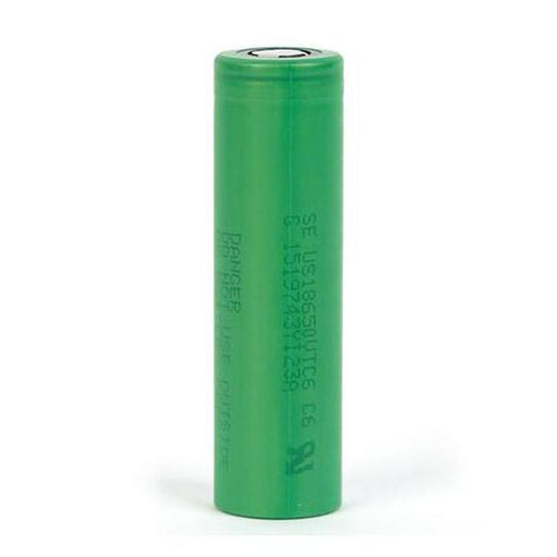 Sony VTC6 US18650 30A 3000mAh 3.7V Rechargeable Lithium Battery-Batteries-Sony-ozdingo