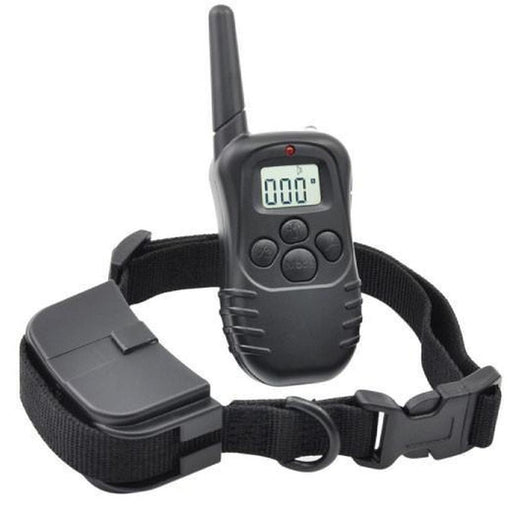Stop Barking Training Dog Collar | Vibration Sound LCD Remote-Dog Barking Solutions-Dog Barking Solutions-ozdingo