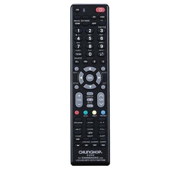 Universal Changhong Tv Remote Control Replacement Buy