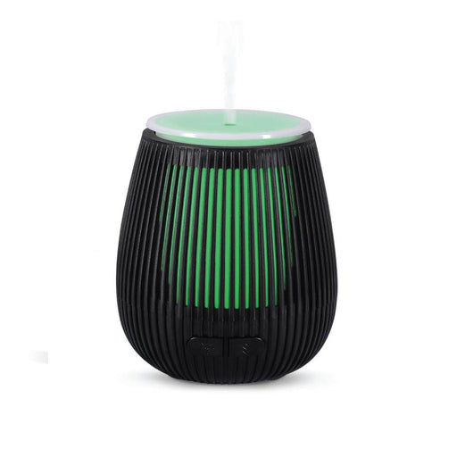 USB Essential Oil Aroma Diffuser Black Portable Colour Ultrasonic Air Humidifier-GX Diffusers-ozdingo