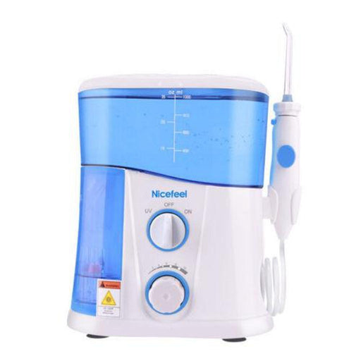 UV Water Jet Dental Teeth Flosser | Electric Steriliser Oral Irrigator-Hygiene-Nicefeel-ozdingo