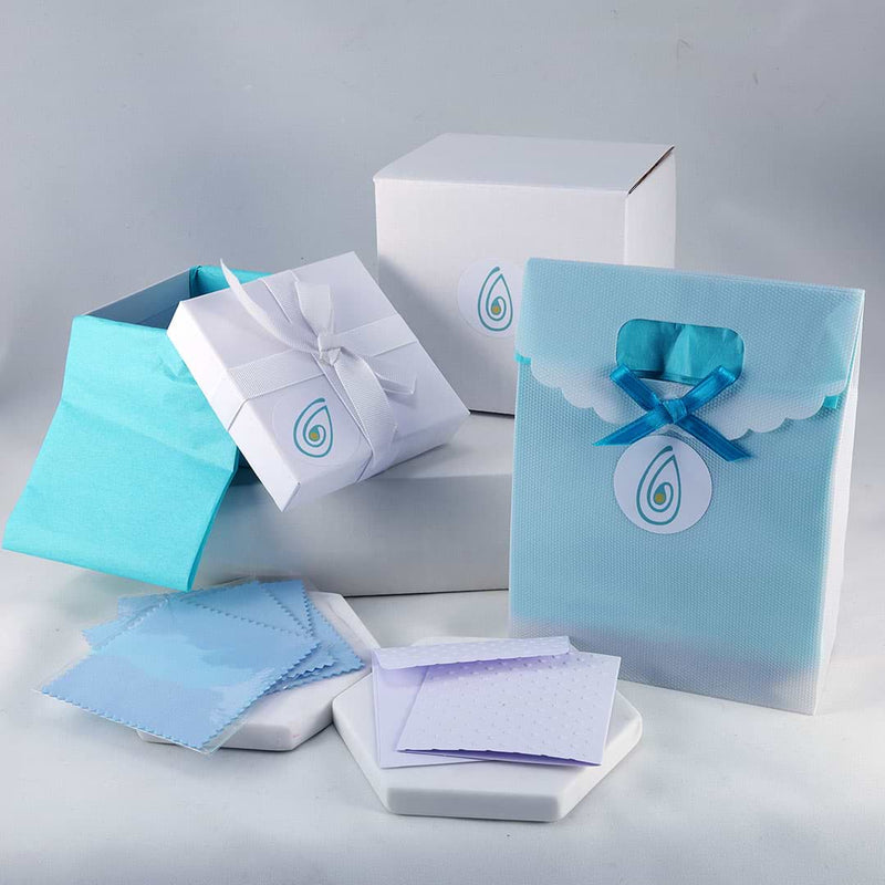 Breathe Autumn Rain gift wrapping packaging sample image