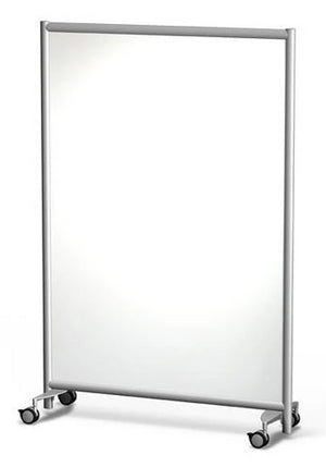 Rolling Charter Mobile Whiteboard by Rollin' Products - Collaboration Boards - 1