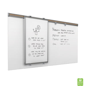 Whiteboard Track System - Collaboration Boards - 1