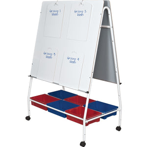 Mobile Lap Board Teacher Easel - Collaboration Boards - 1
