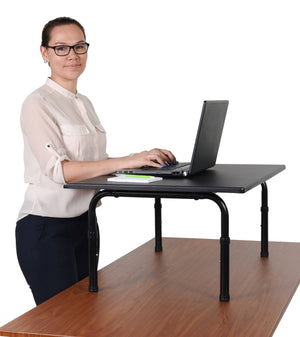 32″ Desktop Standing Desk by Luxor
