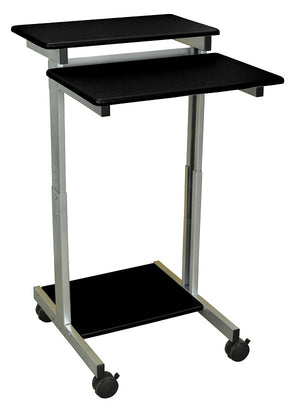 24″ Wide Standing Presentation Station by Luxor