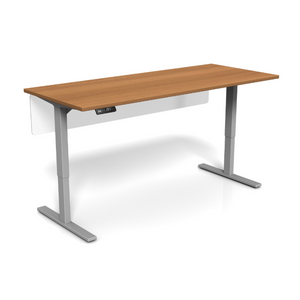 Highrise™ Two-Stage Adjustable Standing Desk by Merge Works