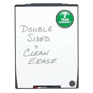 "Portable Whiteboard Board for Motion Conference System, 30"" x 40"", Total Erase® Surface by Quartet"