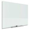 InvisaMount™ Beautiful Office and Classroom Magnetic Glass Dry-Erase Boards by Quartet