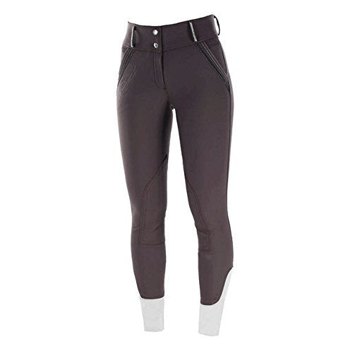 Horze Crescendo Celine Women's Self Patch Breeches - Huge selection of colors and sizes