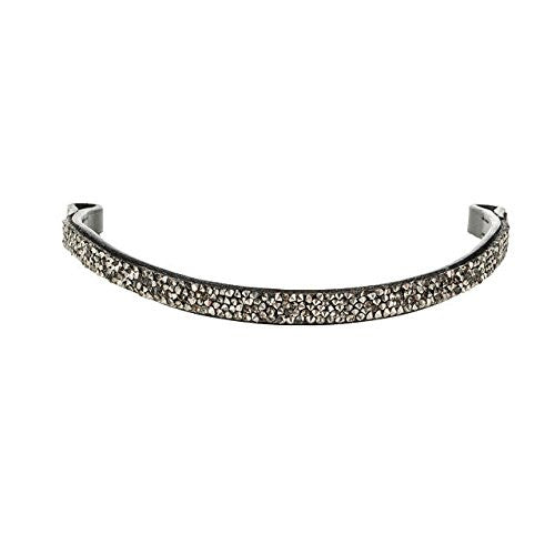 Horze Neptune Browband Black/Gray