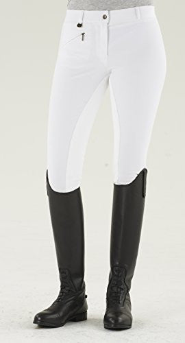 Ovation Women's Full Seat Euroweave Dx Breeches - Huge selection of colors and sizes