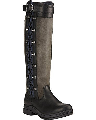 Ariat English Country Boot, Women's Grasmere Pro Gtx, Black | Ideana