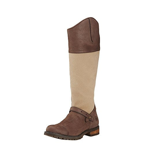 Default Title Ariat Women's Brown Boot, Sherborne H2O Seal | Ideana