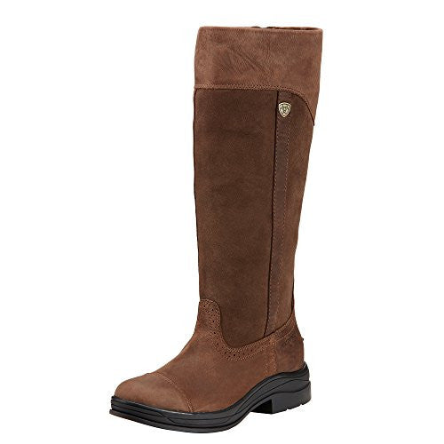 Ariat Women's English Country Boot, Ennerdale H2O , Dark Brown