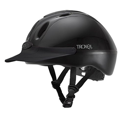 Troxel Spirit Helmet, Black, X-Large