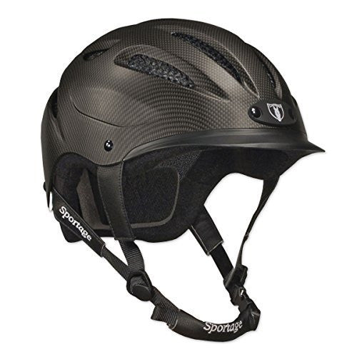Default Title Tipperary Sportage 8500 Riding Helmet Extra Small, Cocoa Brown | Ideana