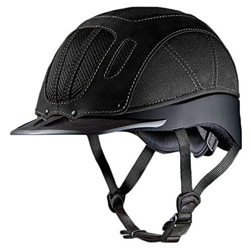 Troxel Sierra Helmet, Black, Small    | Ideana