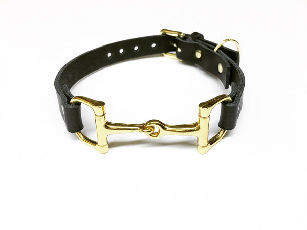 Equestrian Dog Collar D2267 | Ideana