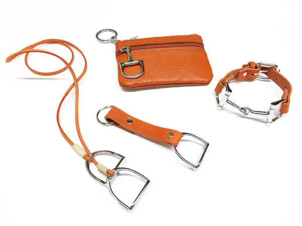 Equestrian Leather Gift Set Collection B2439 | Ideana