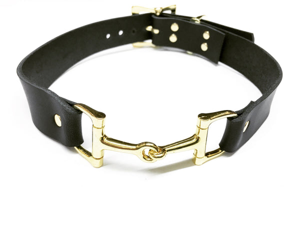 Equestrian Dog Collar B2280 | Ideana