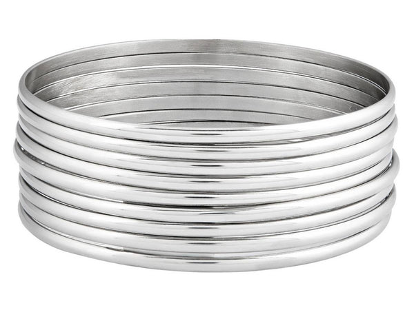 Stainless Steel Cuff Braclet | Ideana