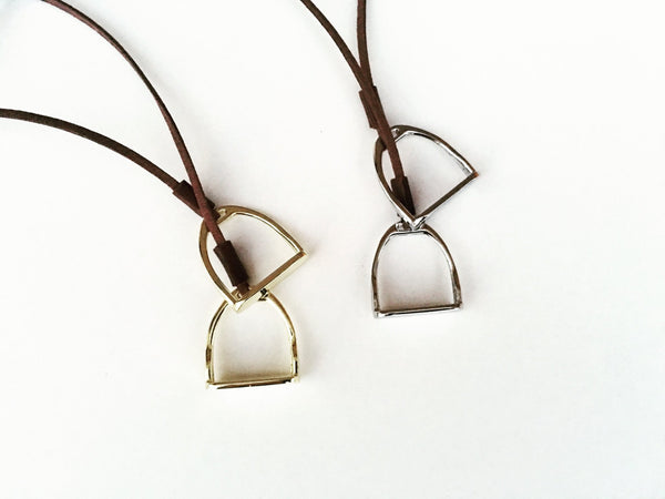 stirrup-necklace G3222 | IDEANA