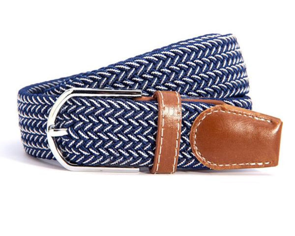 Blue Horse Riding Belt | Ideana