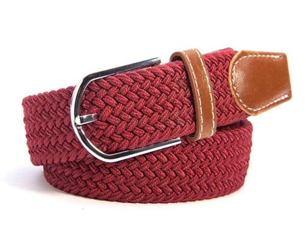 Woven Belt for Equestrian    | Ideana
