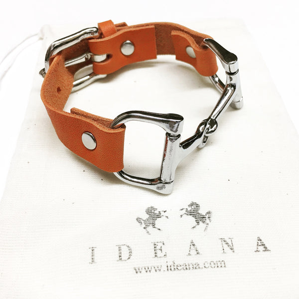 Equestrian Leather Gift Set Collection L2441 | Ideana