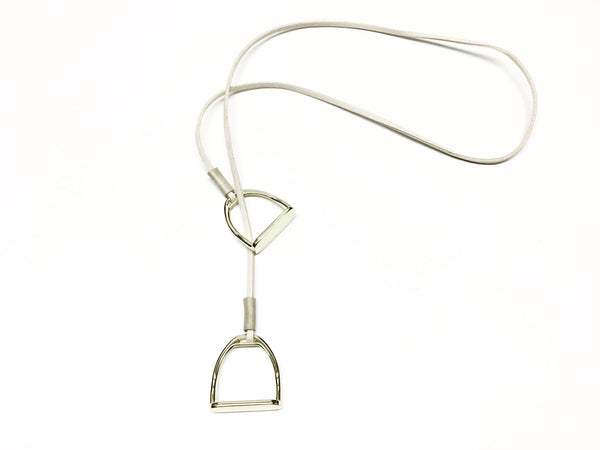 stirrup-necklace L3224 | IDEANA