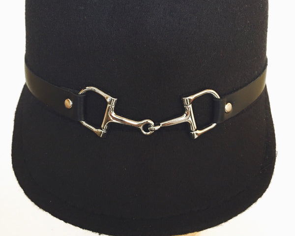 Equestrian Cloche Hat B3590 | Ideana