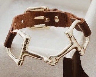 Equestrian Snaffle Bracelet for Women B3948 | Ideana