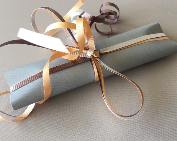 Gift Wrapping with your purchase, Wrapping Paper, Tissue Paper, and Ribbons D3790 | Ideana
