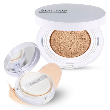 APRIL SKIN MAGIC SNOW CUSHION WHITE #22