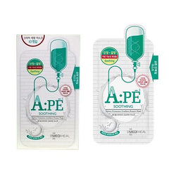 MEDIHEAL APE SOOTHING MASK [10 PCS]