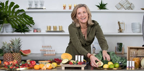 THE BEAUTY OF FOOD - From Food Scientist to Lipstick Maker