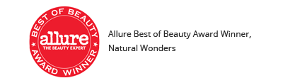 Allure Best of Beauty Winner. Vapour Organic Beauty - One Fine Secret
