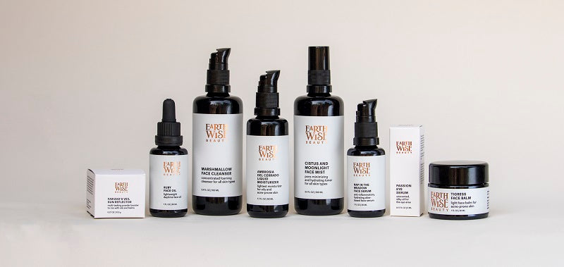 Earthwise Beauty. Organic Skincare from the US. Shop Earthwise Beauty online at One Fine Secret, your clean beauty destination Melbourne Australia