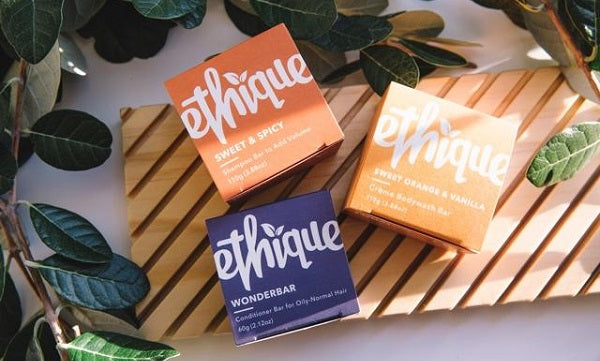 Ethique - Conscious & Concentrated Solid Beauty Bars at One Fine Secret.