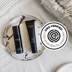 ACO Certified & EWG Verified Australian Skincare Brand, The Divine Company. Shop Divine Skincare at One Fine Secret. Natural Organic Skincare & Makeup Clean Beauty Store in Melbourne, Australia.