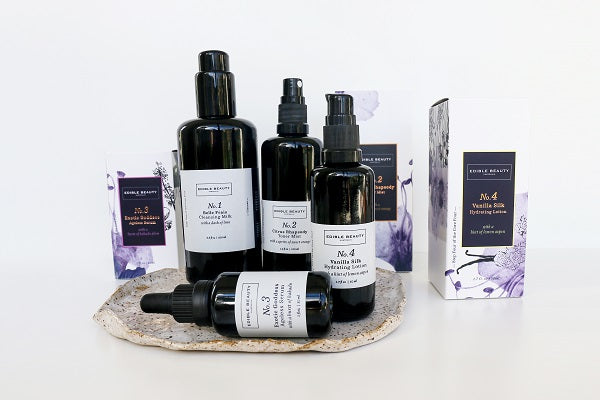 Edible Beauty. One of the leading natural skincare brands from Australia.