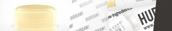 Hurraw Unscented Lip Balm Top Banner