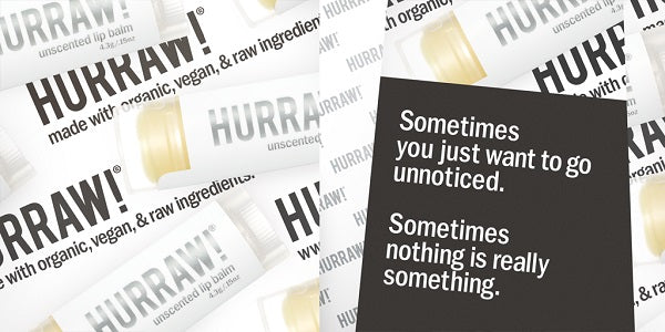 Hurraw! Unscented Lip Balm Bottom Banner
